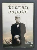 DVD TRUMAN CAPOTE Philip Seymour Hoffman Catherine Keener BENNETT MILLER