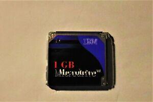 IBM Microdrive 1 GB