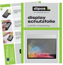 2x Microsoft Surface Book 2 15 Zoll Schutzfolie matt Displayschutzfolie Folie