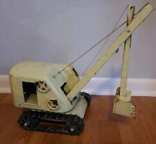 Vintage Structo Construction Co. Excavator In Nice Condition