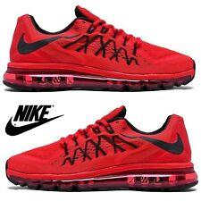 Las mejores ofertas en Nike Air Max 2015 Rojo Zapatos ...