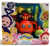 Teletubbies Tea Set Lights And Sounds Electonic Age 18+ Months Free UK Postage