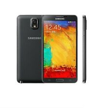 Original Unlocked Samsung Galaxy Note 3 Black 16GB 4G 13MP Camera Android Phone