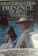 PRESENCE OF MIND SADIE FROST HARVEY KEITEL LAUREN BACALL REGION FREE DVD L NEW