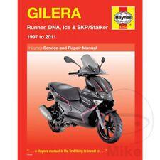 Gilera Runner 200 VXR 2006-2007 Haynes Service Repair Manual 4163