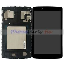 LCD Display Touch Screen Digitizer Assembly + Frame For LG G Pad F 8.0 V495 V496