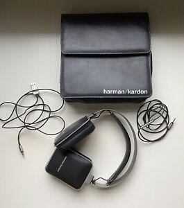 Harman Kardon NC Over-Ear Noise Cancelling Headphones - Wired