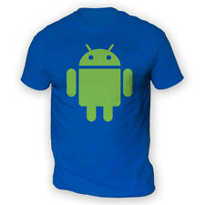 For Android Mens T-Shirt -x13 Colours- Developer Phone Tablet Hobby Mod Game