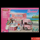 Oxford Block Town Baskin Robbins BR Sweet Ice Cream Truck HS33914 420pcs