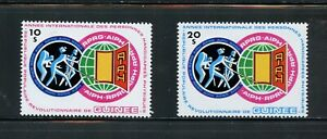 Z940  Guinea  1983  Year of the Disabled   2v.      MNH