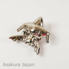 Pokemon 2015 Metal Collection XY Jirachi Figure (Silver Version) from Japan