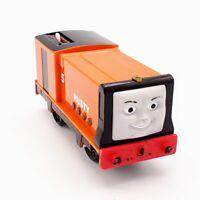 Thomas Trackmaster Rusty Motorized 2009 Mattel Train Engine Locomotive Tested