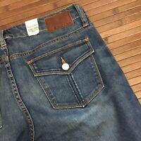 Henry & Belle Womens Signature Boorcut Jeans Size 31 Long