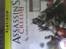 Assassins Creed 2 Game Of The Year PS3 Platinum