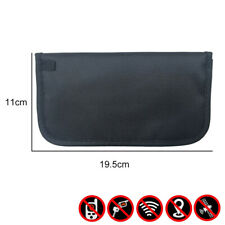 Mobile Phone Signal Blocking Bag Blocker Anti-Radiation Phone Pouch Wallet Cases