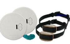 New Petsafe Wireless ZND-1200 2 Dog System w/2 Electronic Zone Transmitters
