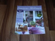 GARTEN & WOHNEN  4/02  -- WOHNLICHER STIL-MIX/LANDLEBEN/Stilreise durch Florenz