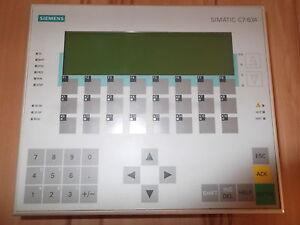 Siemens Simatic S7 Panel C7-634 C7 634 DP 6ES7634-2BF00-0AE3 6ES7 634-2BF00-0AE3