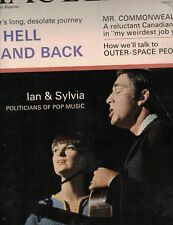 MacLean's Magazine August 21 1965 Ian & Sylvia Al Pease Esso