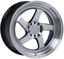 18X9.5 +38 F1R F28 5X120 SILVER Wheels Fits E46 E90 F30 320 325 328 330 335 340