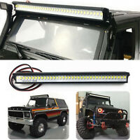 Light Bar Led Light Lamp per Scx10 90046 D90 Traxxas Trx4 1/10 Rock Crawler