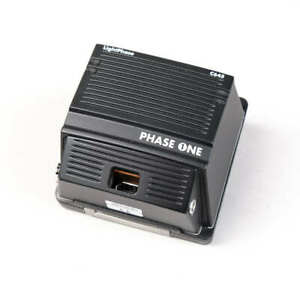 Phase One Light Phase Digital Back for Contax 645