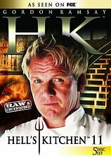Hells Kitchen: Gordon Ramsay TV Show Series Complete Season 11 RAW & UNCENSORED!