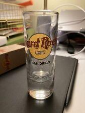 Hard Rock Cafe San Diego Double Shot Glass w/box