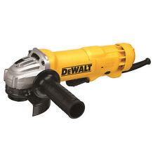"Dewalt DWE402N 4-1/2"" 11Amp Angle Grinder Paddle, NEW & Free Shipping!"
