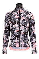 Womens Elle Sports Jacket Ladies Fortitude Printed Long Sleeve Fashion Gym Top