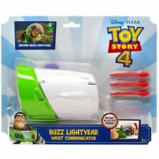 Disney Pixar Toy Story 4 BUZZ LIGHTYEAR WRIST COMMUNICATOR Secret Blaster Inside