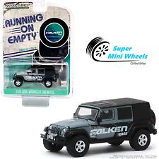 Greenlight Running On Empty Series - 2014 Jeep Wrangler Unlimited Falken 41100-E