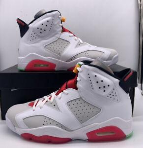 Nike Air Jordan 6 Hare Retro White CT8529-062 Mens Size [B GRADE]