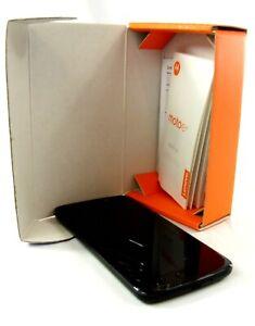 Motorola Moto E4 - XT1768 - 16GB - Black (Republic Wireless) Works