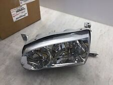 2001-2002 Toyota Corolla Oem Driver Side Head Lamp Assembly 81150-02100