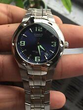 Casio Edifice EF106SG-2AV Wrist Watch for Men BRAND NEW silver