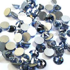 144 Swarovski 2088 20ss flatback rhinestones ss20 CRYSTAL BLUE SHADE (001 BLSH)
