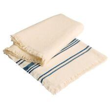 Christy Astor Indigo Throw/blanket 127x178cm  RRP: £60