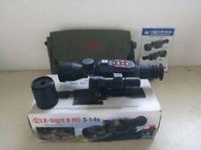 ATN X-SIGHT II HD 3-14x SMART Digitale Night Vision Scope dgwsxs 314Z