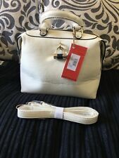 pauls boutique white box handbag