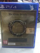 The Elder Scrolls Online Gold Edition Ita PS4 NUOVO