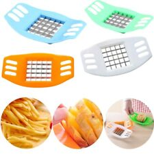 1Pcs Stainless Steel Potato Cutter Slicer Chopper Kitchen Cooking Tools Gadgets