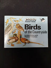 BIRDS OF THE COUNTRYSIDE - Magpie Pocket Book - Published 1976 - VG