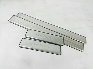For Great Wall Haval H6 Car Accessories Door Sill Scuff Plate Protector2017-2019
