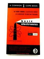 Basic Electronics: Part Three Book (Valkenburgh, Nooger & Neville) (ID:59531)