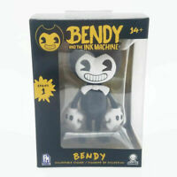"""BENDY AND THE INK MACHINE SERIES 1 Bendy 4"""" Action Figure Toy Statue PhatMojo"""