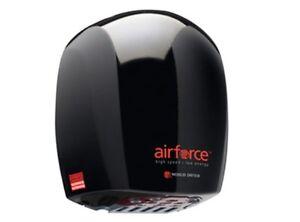 Airforce Eco Hand Dryer Black