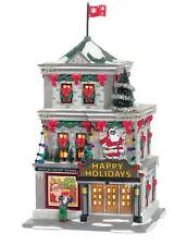 Happy Holidays Department Store by Dept 56 A Christmas Story Village