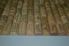 Used Pre-Cut Wine Corks for Crafts Multi Listing 50-1600 Halves WineCorks Europe