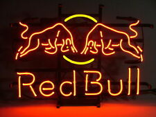 "New Bull Energy Drink Shop Beer Man Cave Neon Sign 20""x16"" Ship From USA"